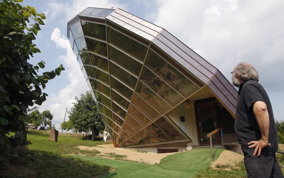 Bio Climatic Solar House