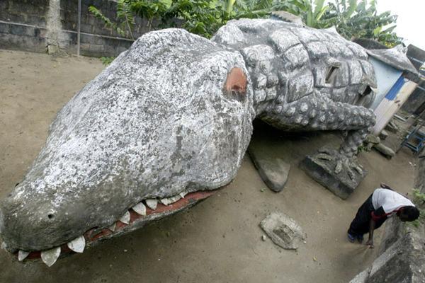 crocodile-house